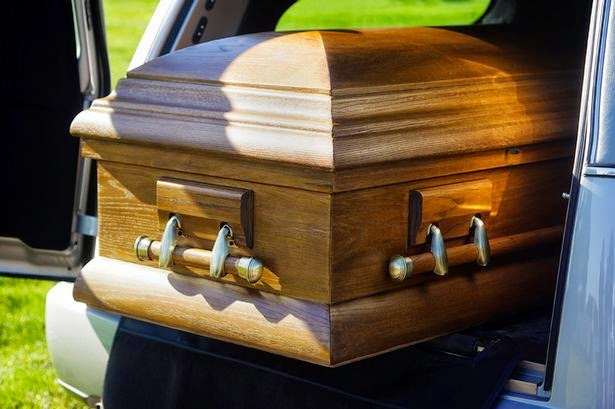 'Dead' woman heard screaming from inside coffin after being buried alive
