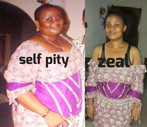 Photos: My weightloss story - Ifedolapo Towobola