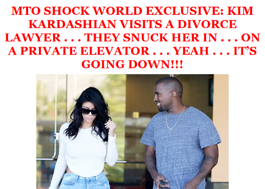 Is Kim getting ready to Divorce Kanye?