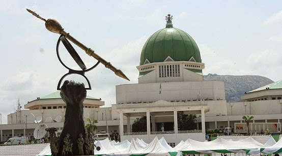 National Assembly Shut Down in Nigeria