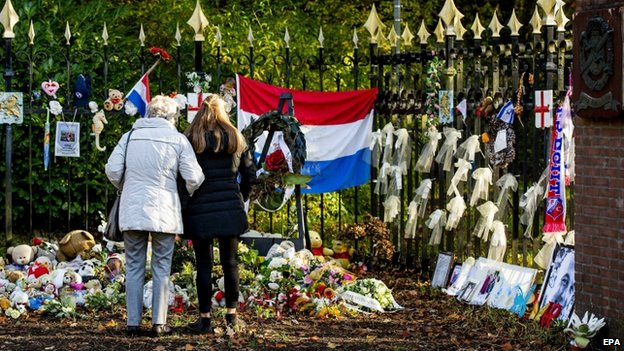 Netherlands remember MH17 Victims