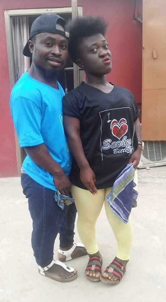 Ghanaian Lovers Flaunt their photos on Facebook