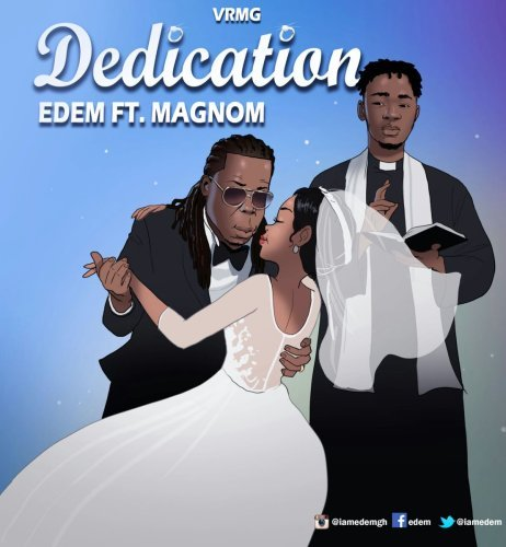 Edem  -  Dedication ft. Magnom (Prod. by Magnom & B2)