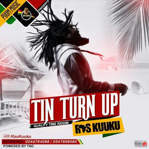 Ras Kuuku  -  'Thing Turn Up' (Quality Time Riddim)
