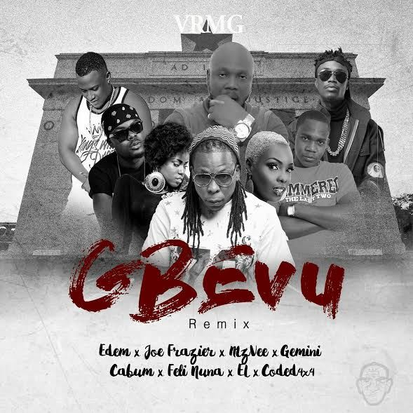 SONGS NEW MUSIC VIDEOS NEWS FEATURED POST ALBUM REVIEWS          Edem  -  'Gbevu' (Remix) ft. Joe Frazier, MzVee, Gemini, Cabum, Feli Nuna & E.L