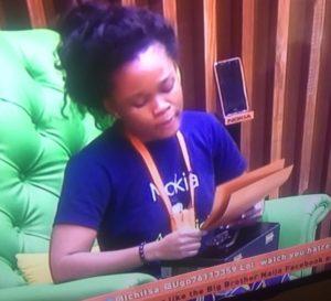Cee-C Shuts Tobi Down - Nigerians React, including Linda Ikeji