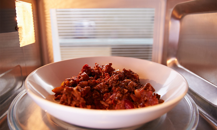 Revealing the myths about microwaving food