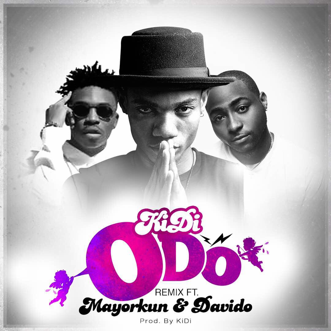 Kidi �' Odo (Remix) ft. Davido & Mayorkun