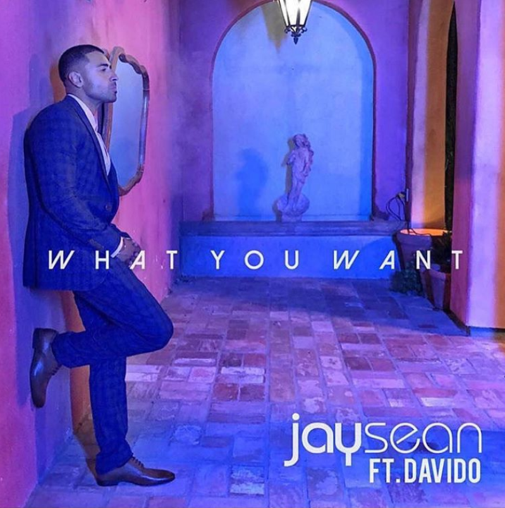 Jay Sean �' What You Want ft. Davido