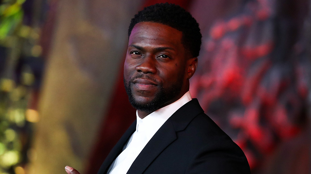 Kevin Hart Involved In A Car Crash: Badly Injured
