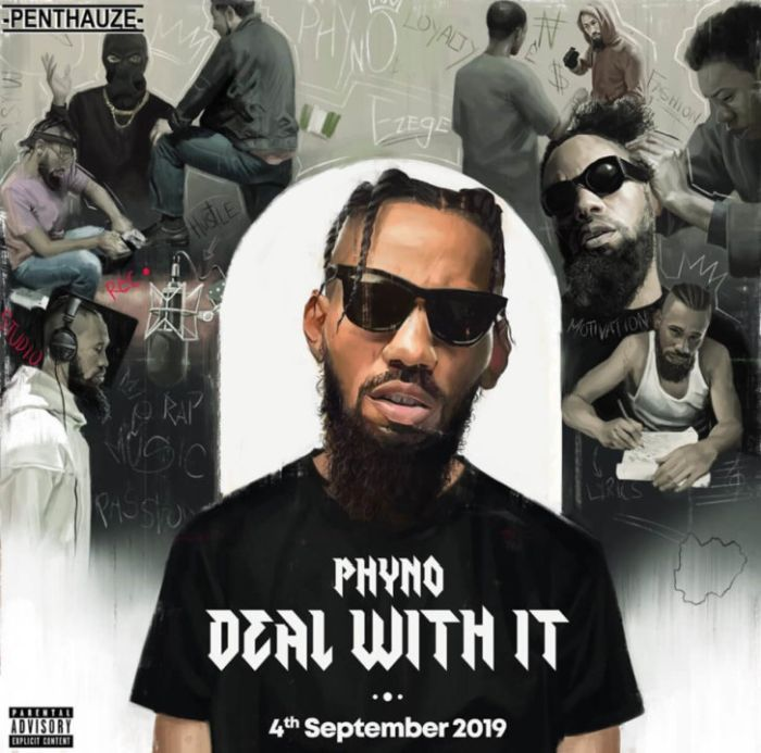 Phyno - I Got Your Back