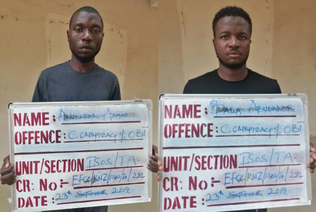 6 Yahoo Boys Arrested In Kano - EFCC