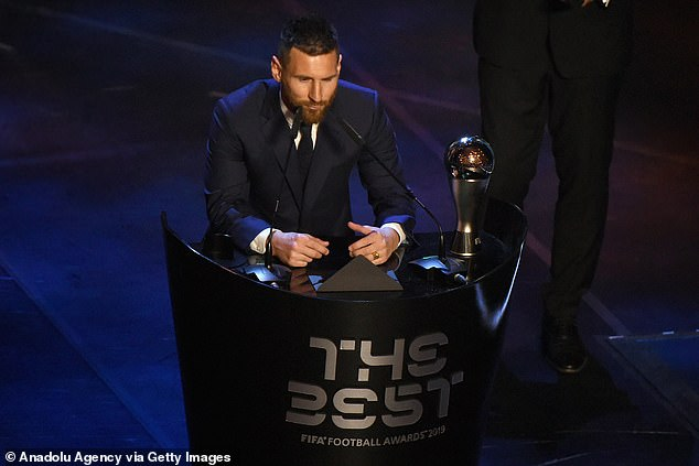Coaches Claim FIFA Awards Was Rigged Because They Did Not Vote Messi