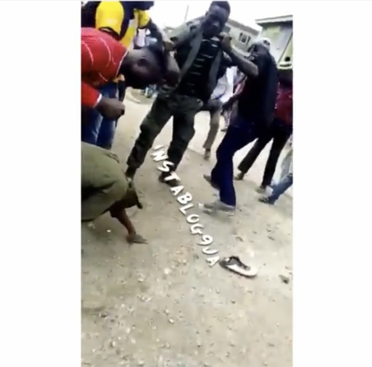 Security Officer Beats Opay Rider To Death For Overtaking Them
