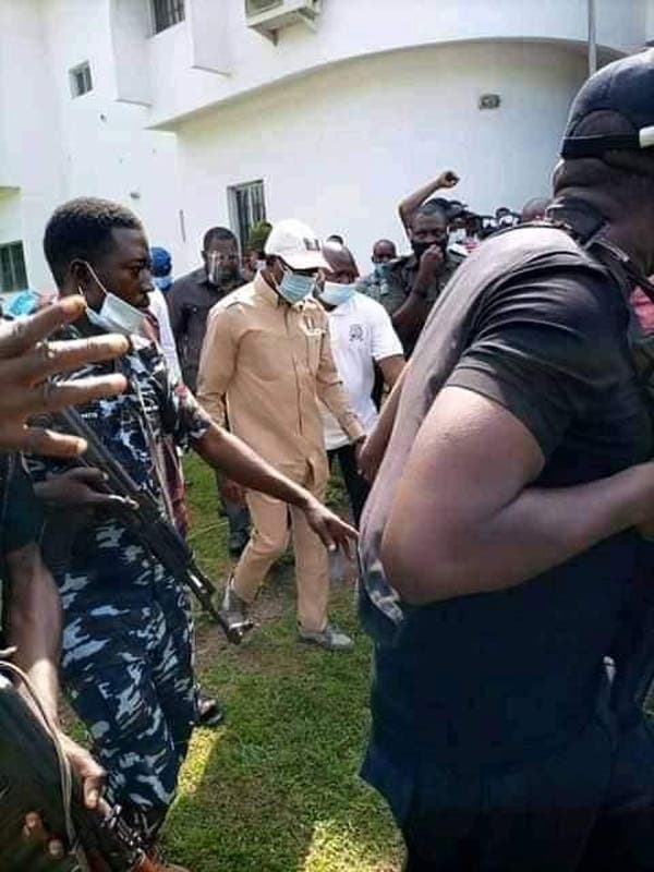 Adams Oshiomhole Assassination Attempt Explained
