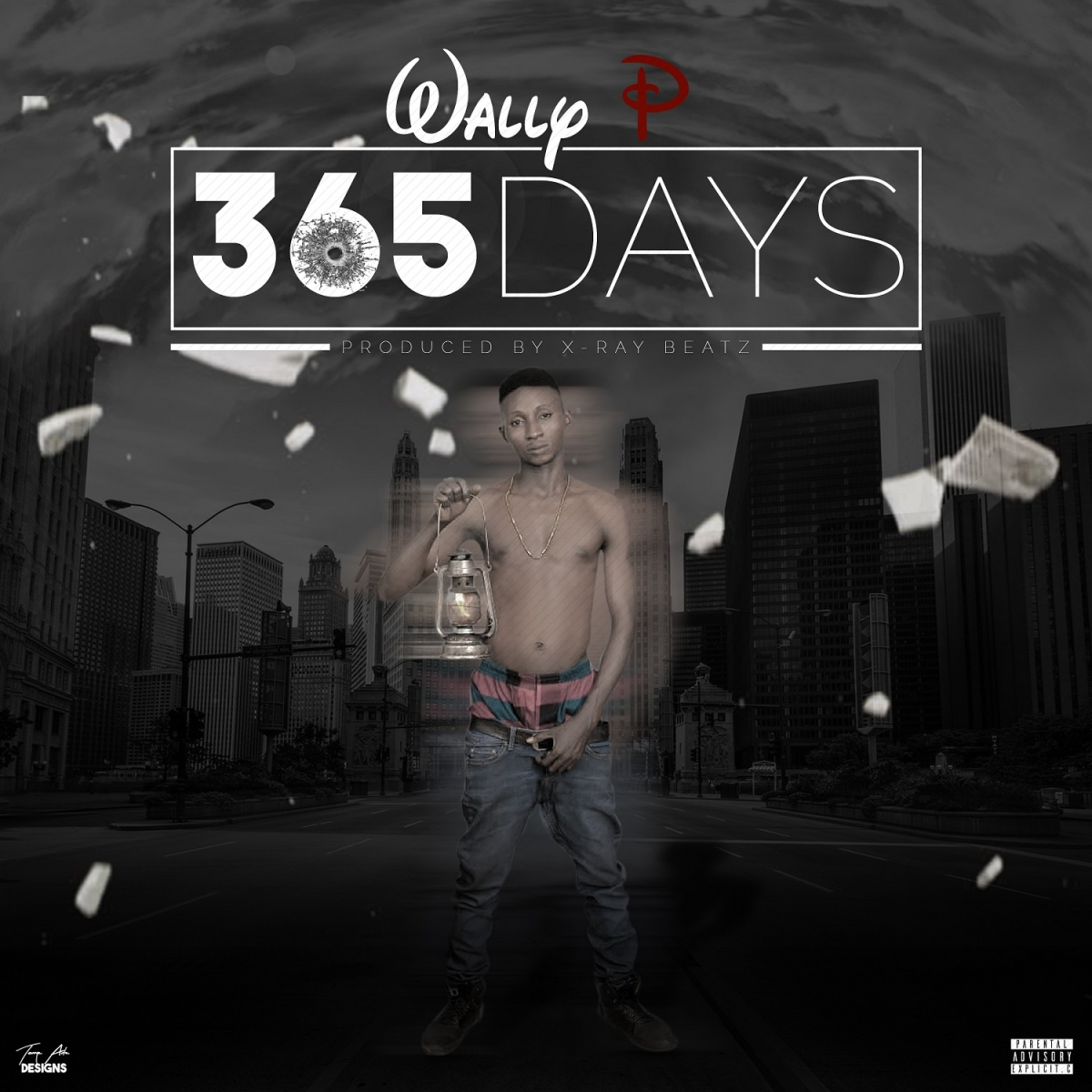 Wally P - 365 Days (Prod. by X-Ray Beatz)