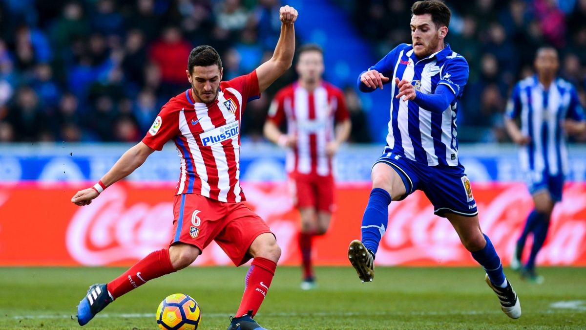 Atletico Madrid 3 - 0 Deportivo Alaves [FULL TIME]