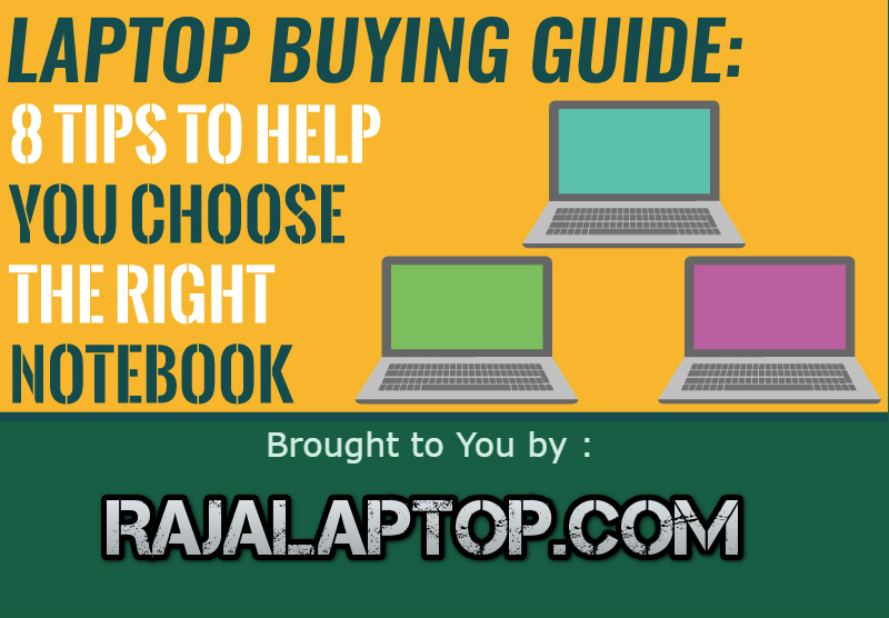 5 Things to Keep in Mind When Buying a New Laptop