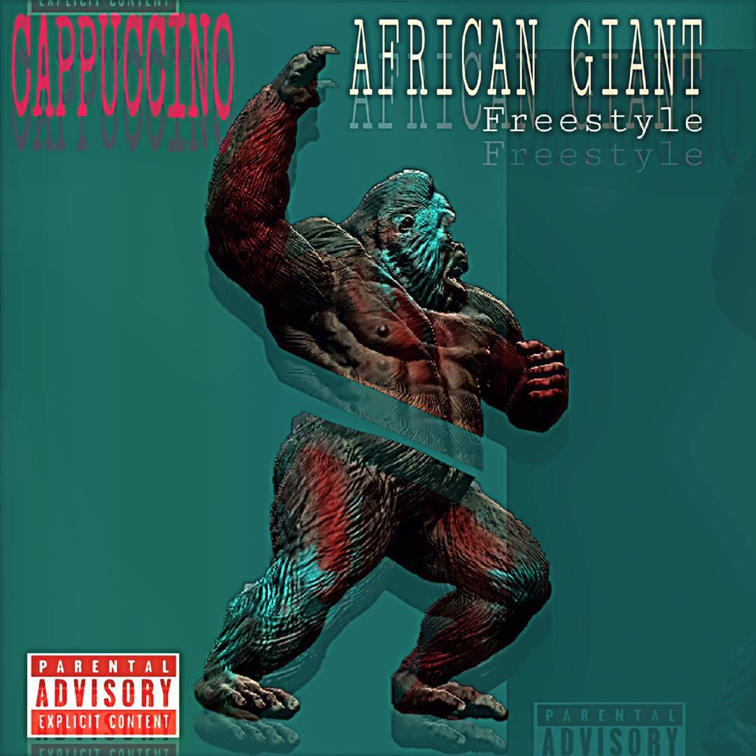 Cappuccino - African giant (freestyle)