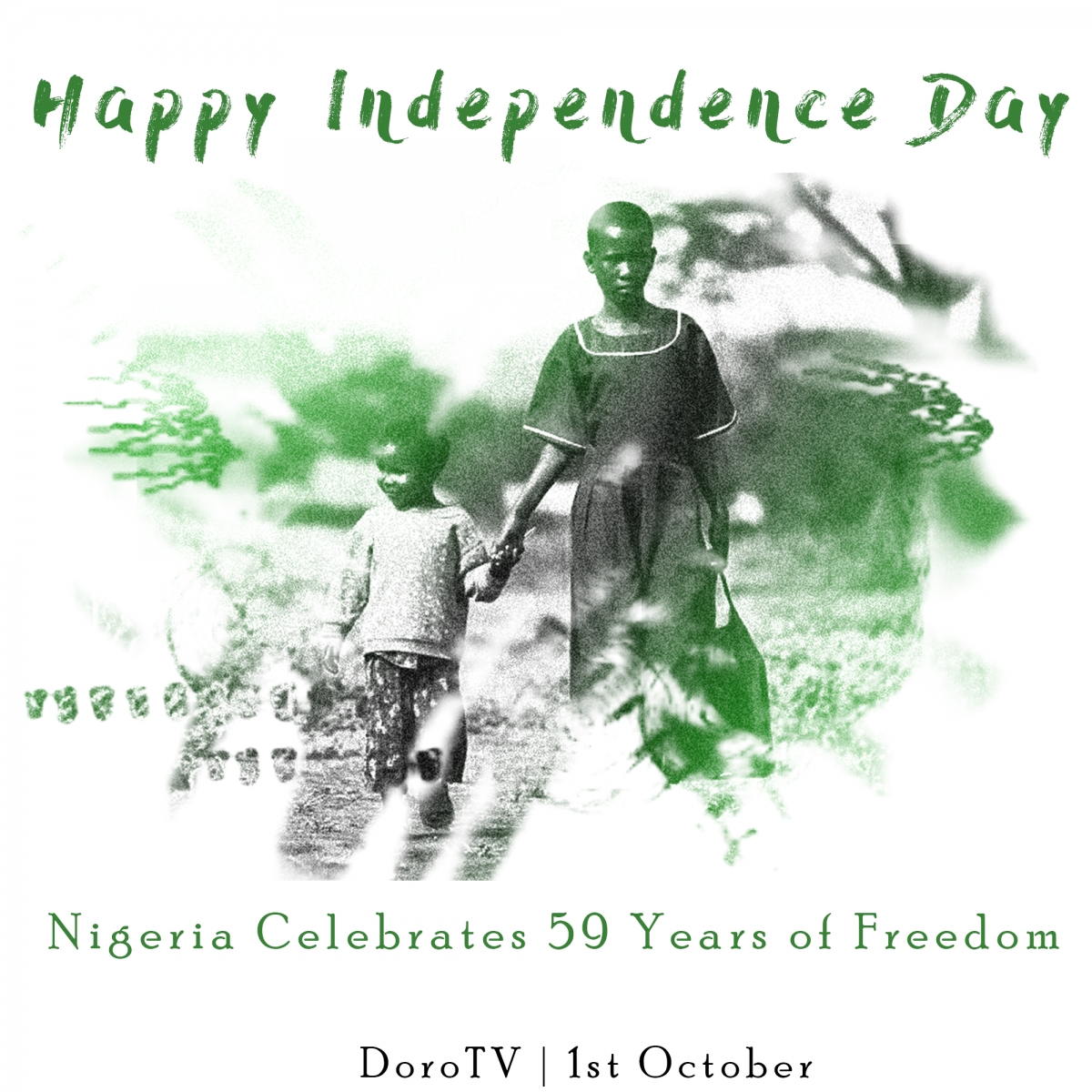 Celebrating Nigeria at 59 - Independence Day