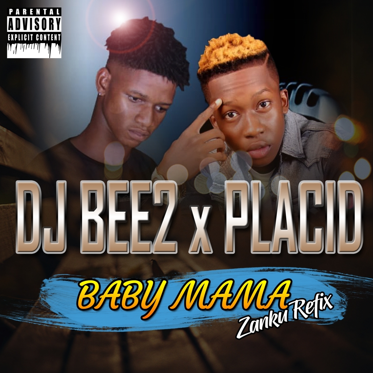 DJ bee2 X Placid - Baby Mama Zanku Refix