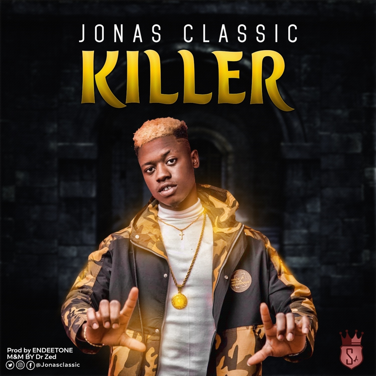 Jonas Classic - killer