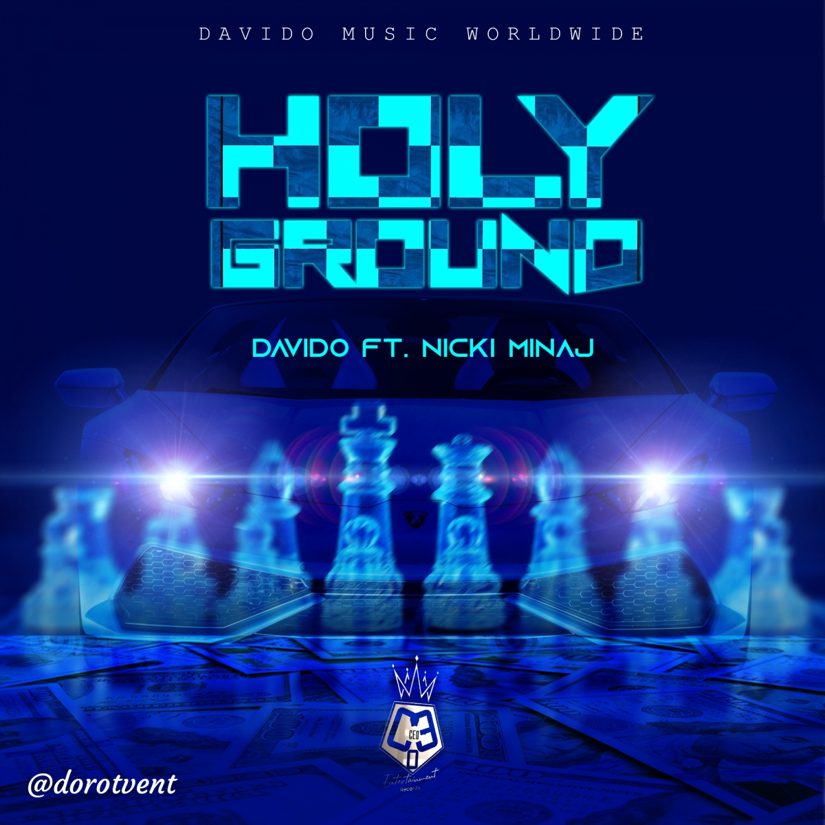 Davido - Holy Ground Ft. Nicki Minaj